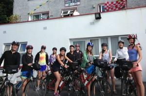 Touring Bike fietsbijstand