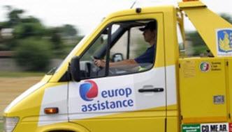 Europ Assistance wagen